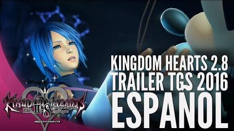 Kingdom Hearts Legend of Everfree
