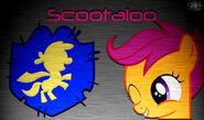 Scootaloo b a wallpaper by internationaltck-d4axbfz