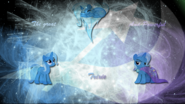 Trixie wallpaper first attempt by leonbrony-d4v3nnz
