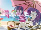 Equestria Academy: El amor y la Amistad