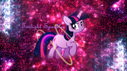 Twilight sparkle stars galore by embersatdawn-d4owumu