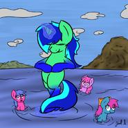Sweet ocean request by jarr16-d885m5q
