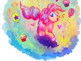 Pinkie Pie/Galería Fan Art