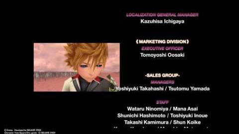 Kingdom Hearts HD 2