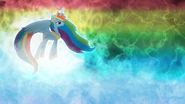 Princess rainbow dash the alicorn goddess by jamey4-d4t5cpl