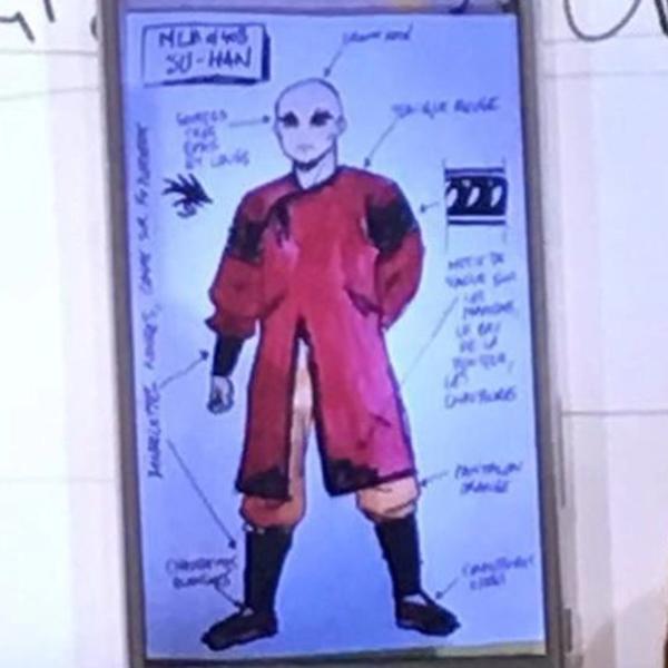 Su-Han (personaje)