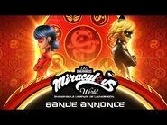 MIRACULOUS WORLD - ⭐ SHANGHAI - BANDE ANNONCE OFFICIELLE 🐲- La légende de Ladydragon