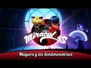 MIRACULOUS SECRETOS - 🐞 MAYURA Y LOS SENTIMONSTRUOS 🐞 - Las Aventuras de Ladybug