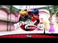 MIRACULOUS SECRETOS - 🐞 ROSE 🐞 - Las Aventuras de Ladybug