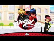 MIRACULOUS SECRETOS - 🐞 ALIX 🐞 - Las Aventuras de Ladybug