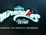 Miraculous: Legenda o Smoczycy z Szanghaju