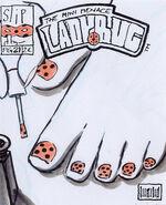 The Mini Menace Ladybug 21