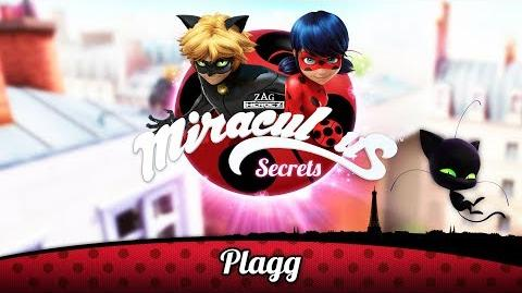 MIRACULOUS SECRETS 🐞 Plagg 🐞 Tales of Ladybug and Cat Noir