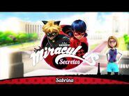 MIRACULOUS SECRETOS - 🐞 SABRINA 🐞 - Las Aventuras de Ladybug