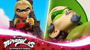 MIRACULOUS 🐞 PRODIGIOSA REINA - El nuevo guardián 🐞 Las Aventuras de Ladybug-0