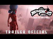 MIRACULOUS WORLD - ⭐ Nueva York, Héroes Unidos 🌍 - Trailer Oficial