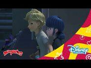 Las aventuras de Ladybug- Avance excIusivo - Secretos entre amigos - Disney Channel Oficial