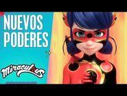 Nuevos Poderes - Miraculous secretos - Miraculous- Las aventuras de Ladybug