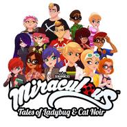 Miraculous Web Series Class
