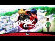 MIRACULOUS SECRETOS - 🐞 MAX 🐞 - Las Aventuras de Ladybug