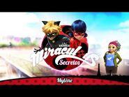 MIRACULOUS SECRETOS - 🐞 MYLÈNE 🐞 - Las Aventuras de Ladybug