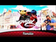 MIRACULOUS SECRETOS - 🐞 FAMILIA 🐞 - Las Aventuras de Ladybug