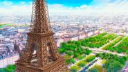París Torre Eiffel Fondo