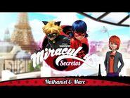 MIRACULOUS SECRETOS - 🐞 NATHANIEL 🐞 - Las Aventuras de Ladybug