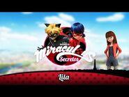 MIRACULOUS SECRETOS - 🐞 LILA 🐞 - Las Aventuras de Ladybug