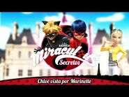 MIRACULOUS SECRETOS - 🐞 Chloé vista por Marinette 🐞 - Las Aventuras de Ladybug