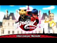 MIRACULOUS SECRETOS - 🐞 Chloé vista por Marinette 🐞 - Las Aventuras de Ladybug-2