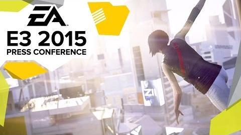 Mirror's Edge Catalyst Demo - E3 2015 EA Press Conference