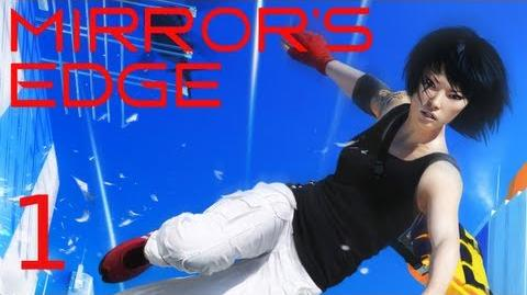 LEARNING PARKOUR! (Mirror's Edge Part 1)