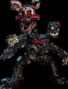 FNaF4 - Extra (Nightmare Mangle)