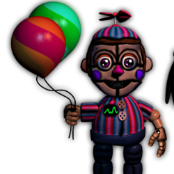 Funtime Balloon Boy