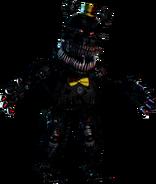 FNaF4 - Nightmare (Extras)
