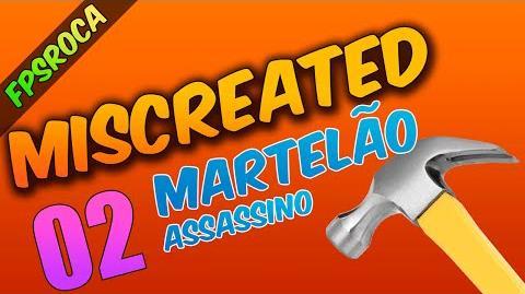 Miscreated - 2 Assassino do martelão no PVP ft