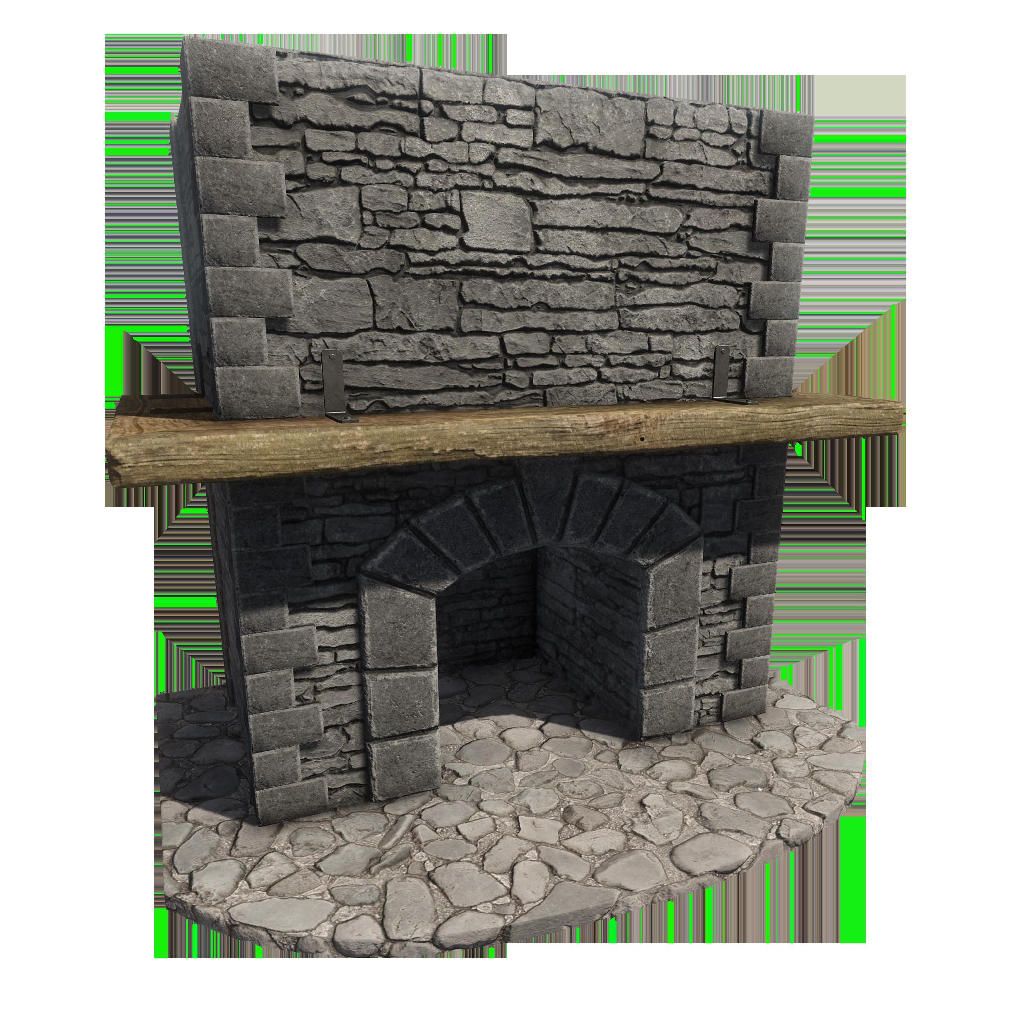 Stone Fireplace Miscreated Wiki Fandom