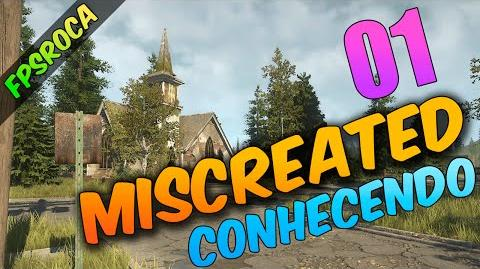 Miscreated - 1 Novo multiplayer pós apocalíptico ft
