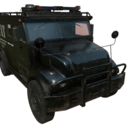 Armored truck police 2048