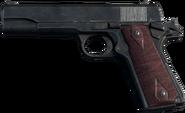 M1911 closeup