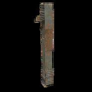 Plated column torch 4m 2048