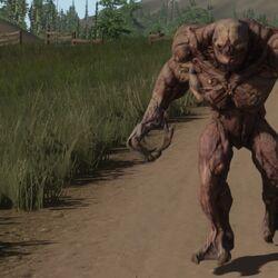 Brute mutant