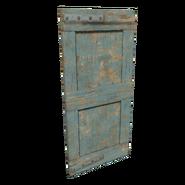 Wood door 1m 2m 2048