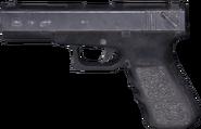 Glock closeup
