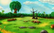 Woodmans Axe Background