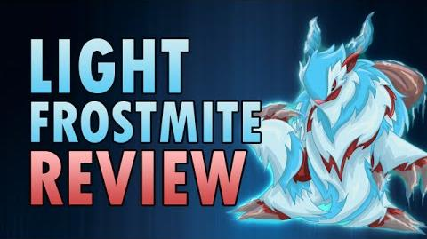Light Frostmite Review - Miscrits