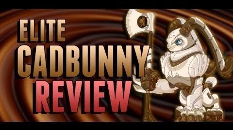 Elite Cadbunny review