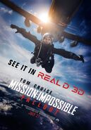 Mission Impossible Fallout poster 14