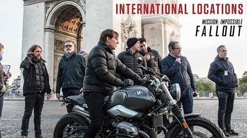 "Mission Impossible - Fallout (2018) - ""International Locations"" - Paramount Pictures"